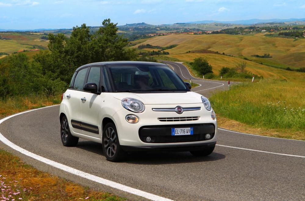 Fiat 500l I Prezzi E Le Offerte Automobilismo