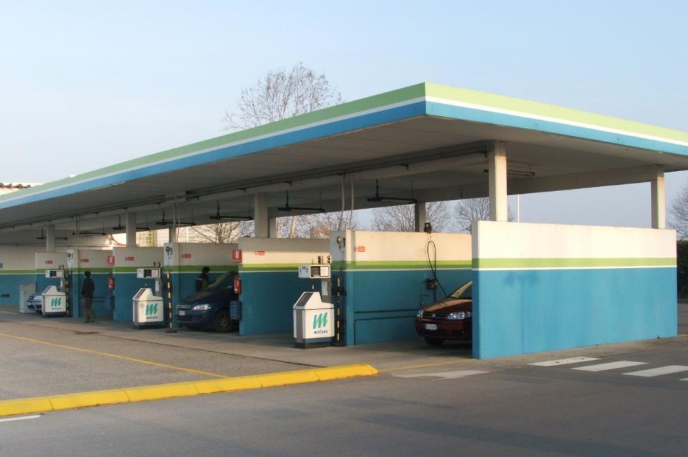 app distributori metano
