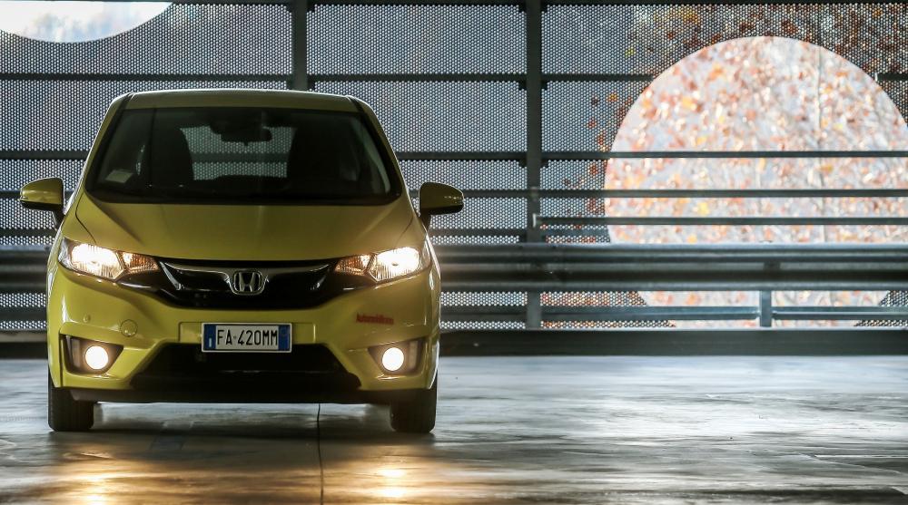 Nuova Honda Jazz Prova Foto Prezzi Automobilismo