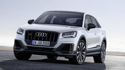 Audi SQ2: tocca quota 300 CV!