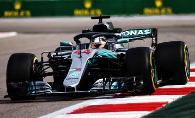 F1, le Mercedes conquistano la Russia