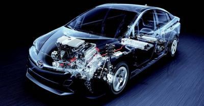 Toyota: richiami per oltre 2,4 milioni di auto ibride