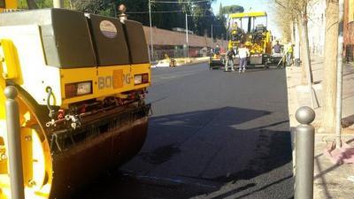 Super asfalto: a Roma i primi test