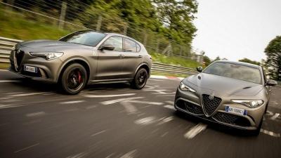 Alfa Romeo: richiami negli Usa per Giulia e Stelvio