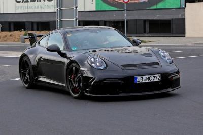 Porsche 911 (992): la GT3 ancora aspirata?