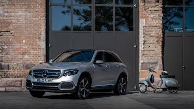 Mercedes GLC F-CELL: quando idrogeno ed elettrico si incontrano