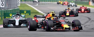 F1, Verstappen vince in Messico ma Hamilton è campione del mondo