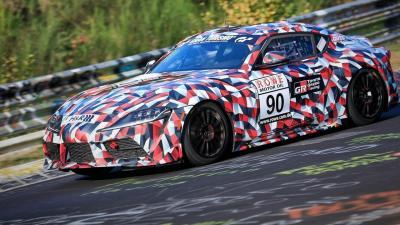 Toyota Supra: svelati nuovi dettagli