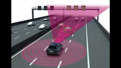 Auto del futuro: l'abitacolo avrà sofisticate telecamere 3D