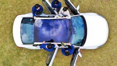 Hyundai Kia: in futuro pannelli solari per elettriche e non solo