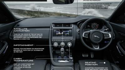 Mal d'auto? Jaguar Land Rover punta ad eliminarlo