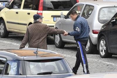 Parcheggiatori abusivi: sono ora passibili di arresto