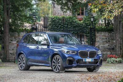 Nuova BMW X5: nulla può fermarla