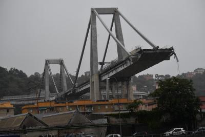 Ponte Morandi: via libera al decreto Genova