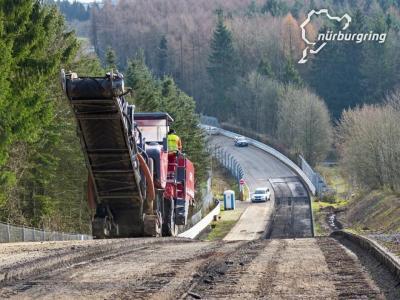 Nürburgring Nordschleife: partiranno i lavori di manutenzione