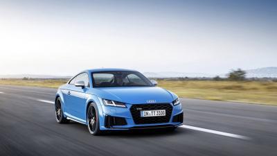 Audi TT 2019: in Germania da 35.900 euro