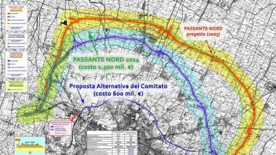Autostrade: come sarà il Passante Bologna?