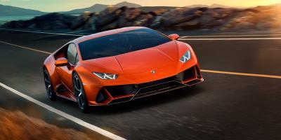 Lamborghini Huracan Evo: what else?
