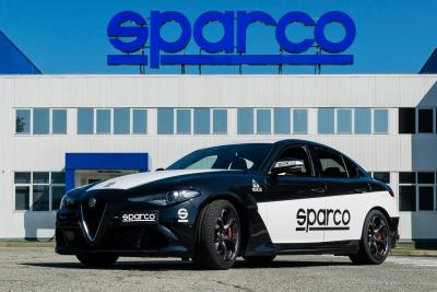 SPARCO: protagonista alla fiera Autosport International
