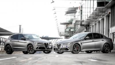 Alfa Romeo Giulia e Stelvio: in arrivo le versioni ibride