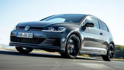 Volkswagen Golf GTI TCR: evoluzione definitiva