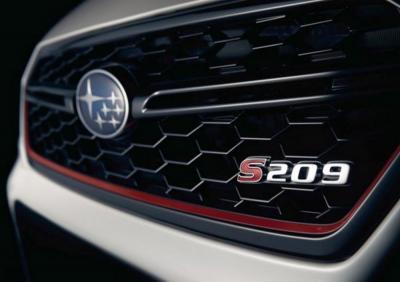 Subaru WRX STi (S209): quali sono le migliorie meccaniche?