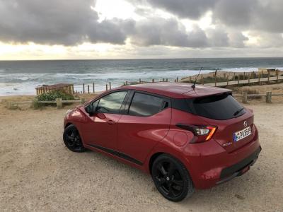 Nissan Micra N-Sport e 1.0L MT/Xtronic: scatta avanti