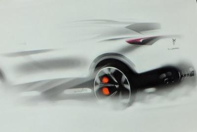 Cupra: il primo vero modello sarà una crossover coupé
