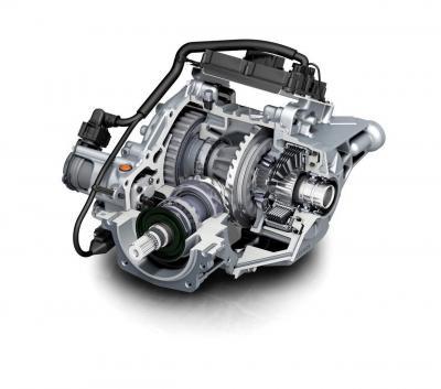 Opel Insignia: dettagli tecnici della trazione integrale Gkn Twinster
