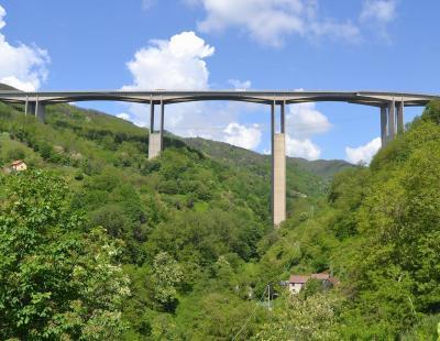 Viadotto Puleto E45: al via i lavori dell'Anas