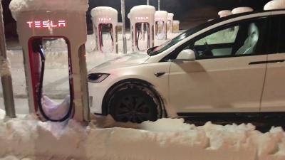 Auto elettriche: il forte freddo ammazza l'autonomia