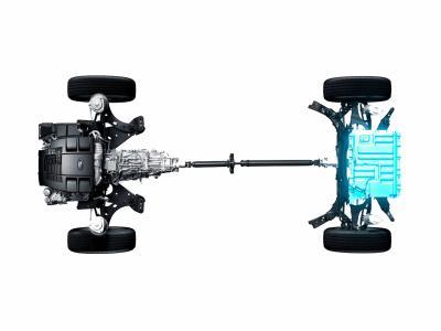 Subaru e-boxer: benvenuto motore boxer mild-hybrid