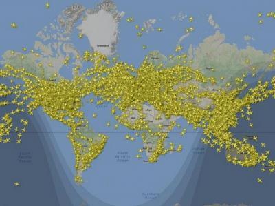 Trasporto aereo: ogni aeromobile di linea inquina come circa 600 auto non catalizzate