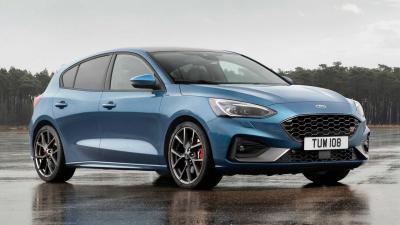 Nuova Ford Focus ST: ancora più graffiante