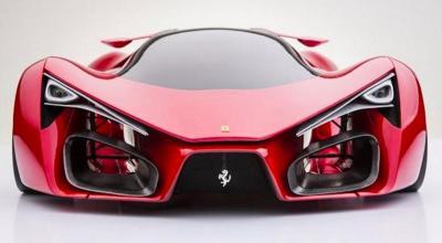 Ferrari: entro fine 2019 un motore V8 ibrido