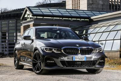Nuova BMW Serie 3: prime impressioni di guida