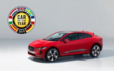 Car of the Year 2019: è la Jaguar I-Pace l'Auto dell'Anno 2019