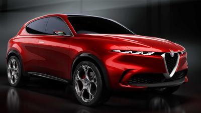 Alfa Romeo Tonale Concept: il Compact Urban Vehicle del Biscione