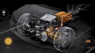 Nissan ePower: una elettrica alimentata a benzina