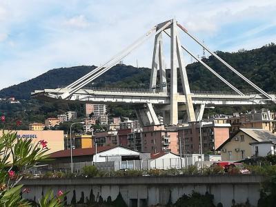 Ponte Morandi: con la giusta manutenzione si poteva salvare