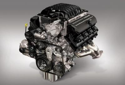 Da Mopar un motore V8 per la Dodge Charger