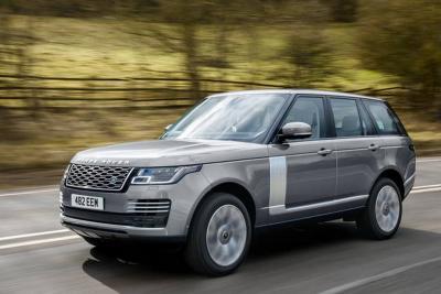 Range Rover: avanti tutta con l'ibrido diesel