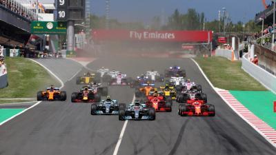 F1, GP di Spagna: anteprima e orari TV