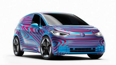 Volkswagen ID.3, in vendita da metà 2020 a un prezzo inferiore ai 30.000 euro