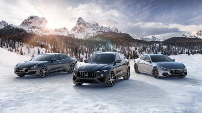Maserati: in futuro ancora motore termico