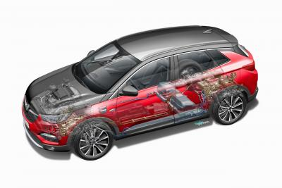 Opel Grandland X Hybrid4: benvenuta PHEV da 300 CV