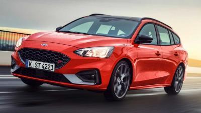 Nuova Ford Focus ST Wagon: la familiare peperina