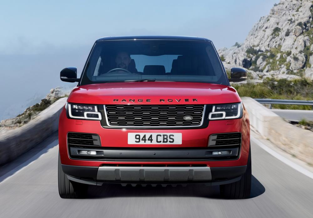 Range Rover SV Autobiography Dynamic 2018