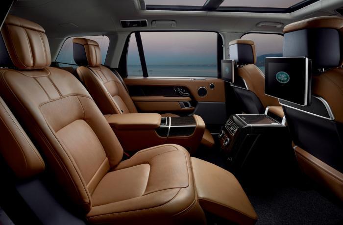 Range Rover PHEV 2018