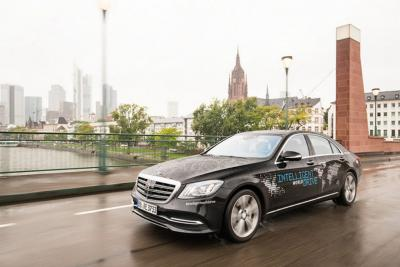 Mercedes Classe S level 3